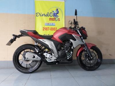 Yamaha Fazer 250 2019