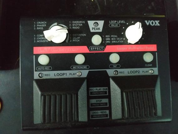 Vox Lil Looper (loop Station)