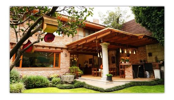 Hermosa Casa Cramer En San Jeronimo, 500 Mts Construidos!