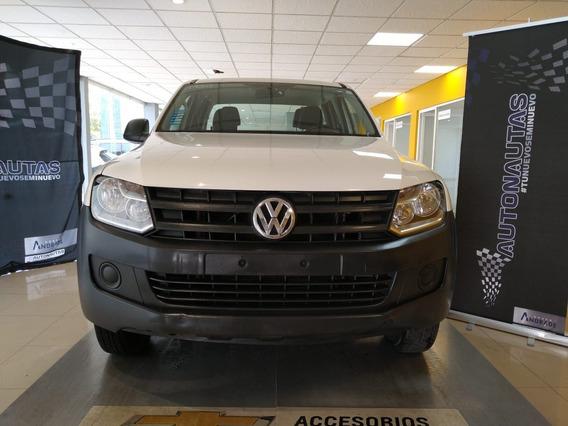 Volkswagen Amarok 2017 2.0 Entry 4x4