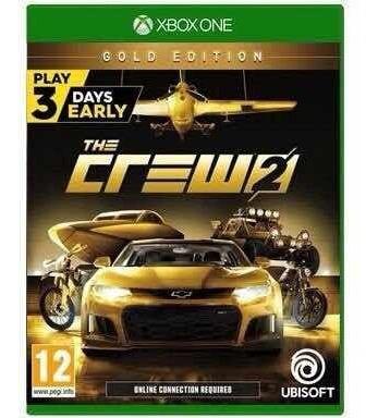 The Crew 2 - Xbox One - Midia Digital + Brinde