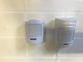 Sensor De Presenca Sem Fio Infravermelho Pet Jfl Irs430i
