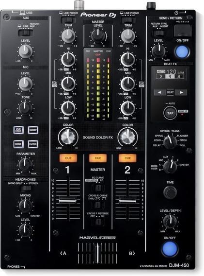 Djm 450 Mixer Pioneer Djm 450 P R O M O Ç Ã O Djfast ***