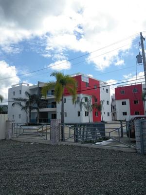 Apto. En Ciudad Modelo, Villa Tapia. 114907