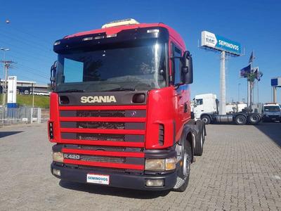 Scania G420 2005-2006 6x2 Excelente Estado