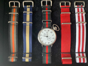 Relógio Calabritto 28 Italiano Sem Uso, Caixa 45mm