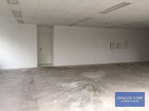Conjunto Comercial Para Alugar, 141 M² - Brooklin Paulista - São Paulo/sp - Cj2379