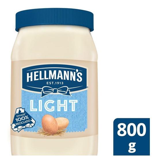 Mayonesa Hellmanns Light 800gr