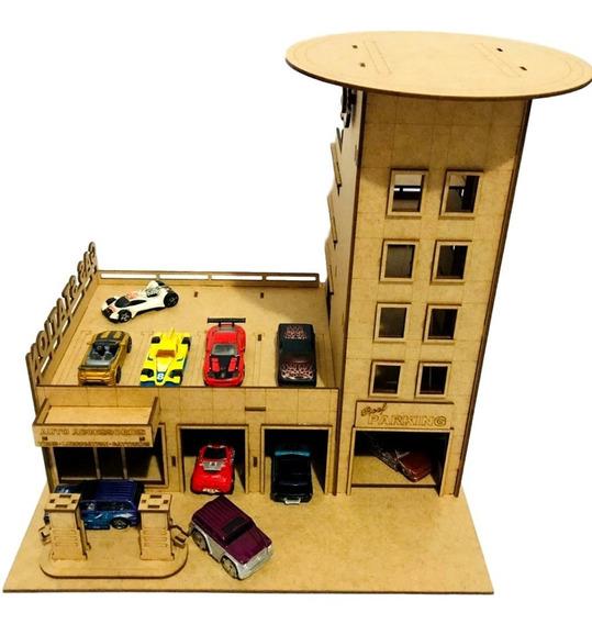 Posto De Combustível - Garagem - Brinquedo Menino