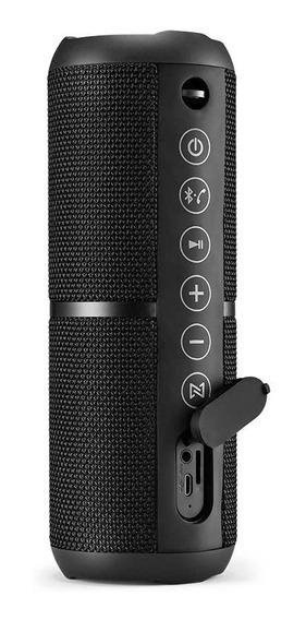 Caixa De Som Pulse Wave 2 Tws Bluetooth 20w Preta Sp355