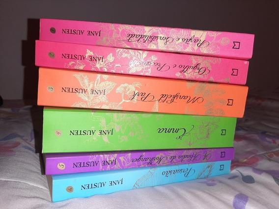 6 Livros Jane Austen