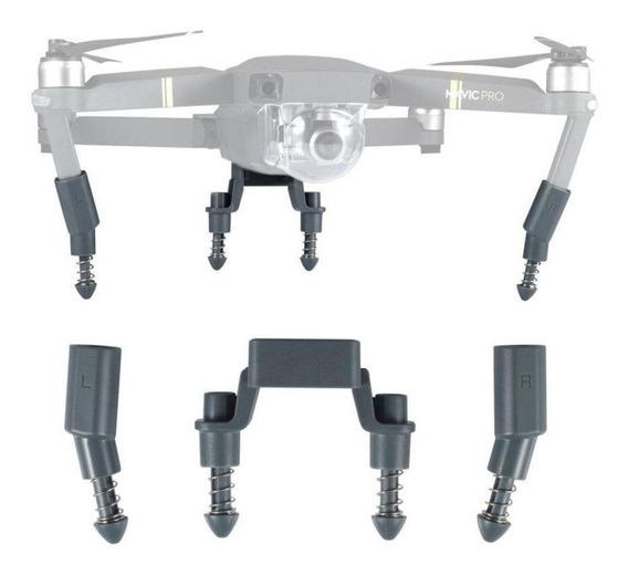 Extensor Trem De Pouso Com Amortecedor Drone Dji Mavic Pro
