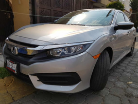 Honda Civic 1.5 Turbo Cvt 2017