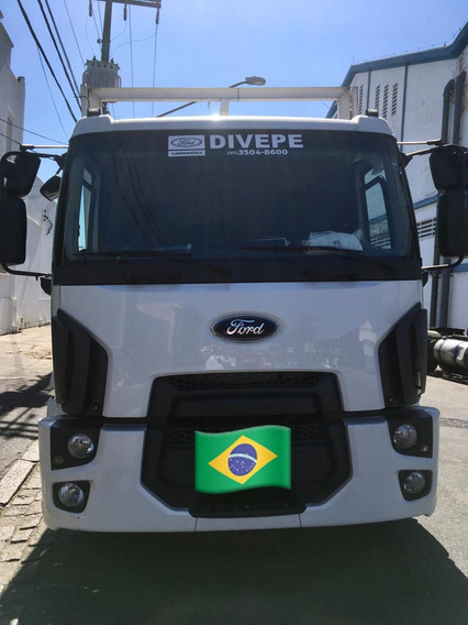 Ford Cargo 1519 Ano 2018/19 No Chassis