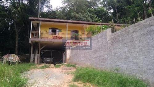 Chácara Com 2 Dormitórios À Venda, 5000 M² - Chácara Das Lavras - Guarulhos/sp - Ai12280