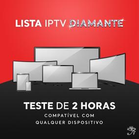 Lista Iptv Diamante - Solicite Teste Lista Iptv Premium