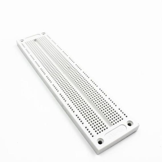 Protoboard 760 Pontos Breadboard P/ Eletrônica Arduino