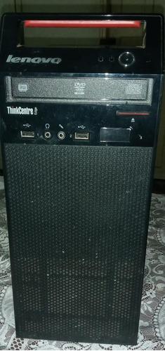 Pc Desktop Lenovo I7 2º Geração, Ssd120, Hd 500g