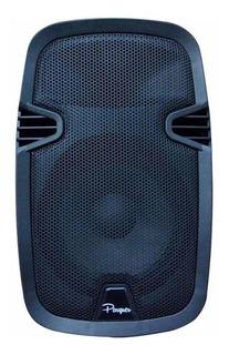 Bafle Parlante Potenciado Activo 100w 10 C/ Bluetooth
