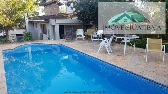 Casas Em Condomínio À Venda Em Atibaia/sp - Compre O Seu Casas Em Condomínio Aqui! - 1452993