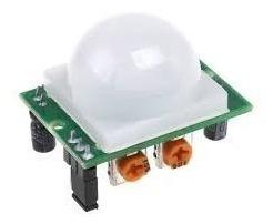Modulo Sensor De Presença Infravermelho Hc-sr501 Pir Arduino