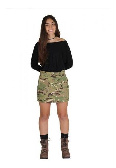Saia Sophia Militar Cmf Multicam
