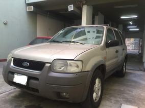 Ford Escape 2.0 Xlt 4x4