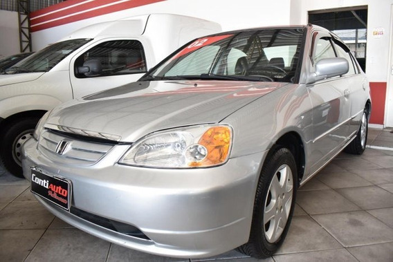 Civic 1.7 Lx 16v Gasolina 4p Automático