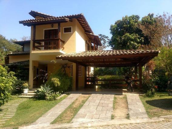 Casa, 4 Quartos, Venda, Condomínio, Itacoatiara - Ca0183