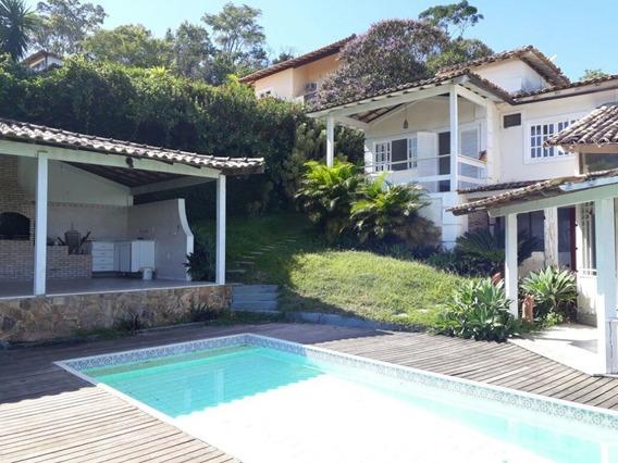 Casa Com 3 Dormitórios À Venda, 250 M² Por R$ 750.000,00 - Mata Paca - Niterói/rj - Ca0818