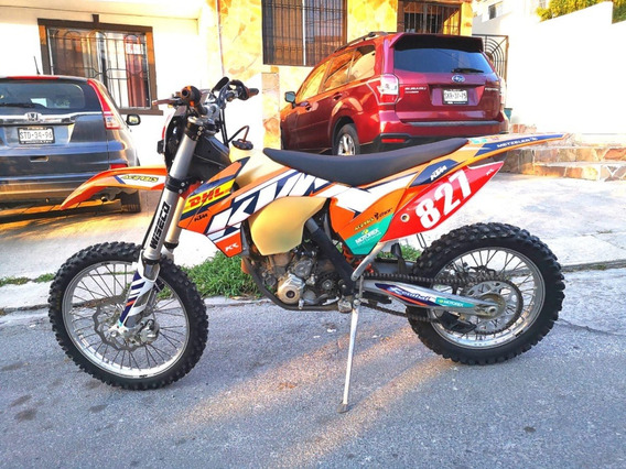Ktm 350 Xc-f , 2013 Cross Country