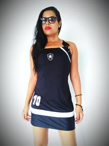 Vestido Do Botafogo (frete Grátis)