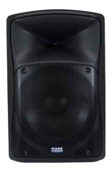 Caixa Amplificada Mark Audio Mk 1555a 2 Vias 500w C/ Nfe