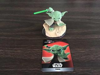 Yoda Disney Infinity + Estampa