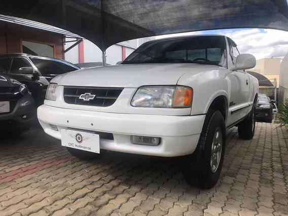 Chevrolet S-10 Deluxe 2.2 Efi 1996/1996 (gas.) - Branco