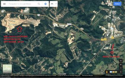 Área Industrial Na Rodovia Castelo Branco No Km 54