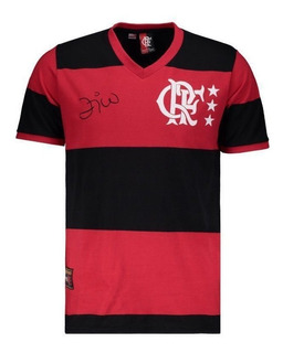 Camisa Flamengo Zico 81