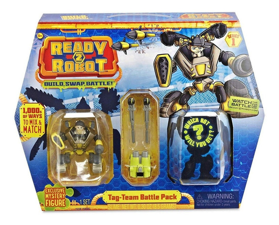 Ready 2 Robot Com Slime - Tag Team Battle Pack - Candide