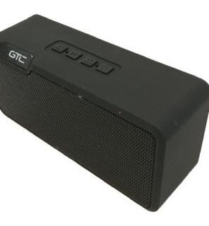 Parlante Portátil Bluetooth Usb Radio Fm Charge Mini Gtc