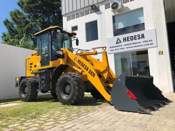 Pá Carregadeira Hedesa Zl826 1800kg, 0,9m3, 0km