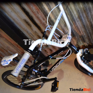 Bicicleta Freestyle Vairo Twist Jump 20 Black