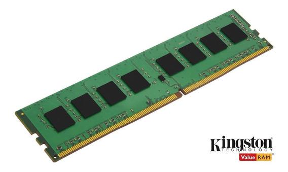 Memória De 4gb Dimm Ddr4 2400mhz Para Desktop - Kcp424ns6/4