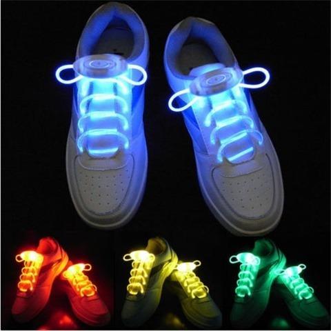 Cordones Led Luminosos Tenis Cualquier Tipo