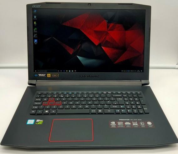 Acer Predator Helios 300 Computadora Portátil De Videojuegos