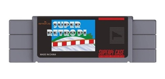 Mini Cartucho Enfeite Retroflag - Não Acompanha Case