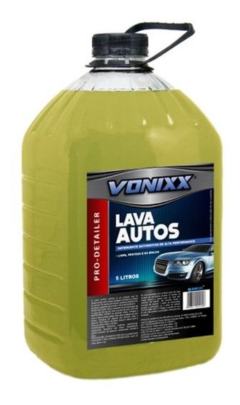 Lava Autos - Shampoo Para Carros - Ph Neutro - Vonixx