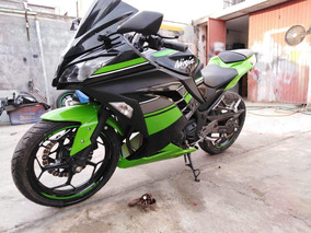 2016 Kawasaki Ninja 300 Cc Como Nueva
