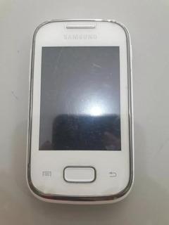 Celular Samsung S 5300 Para Retirar Peças Os 2628