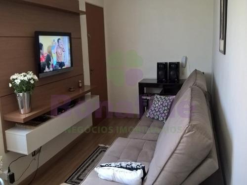 Imagem 1 de 17 de Apartamento A Venda, Edifício Joana, Localizado No Bairro Jardim Bonfiglioli, Na Cidade De Jundiaí - Ap06438 - 4257143