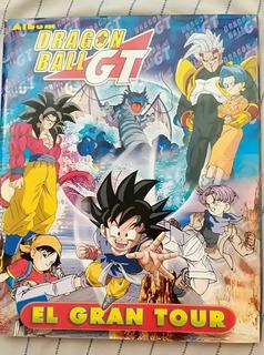 Álbum Dragon Ball Gt 1 El Gran Tour